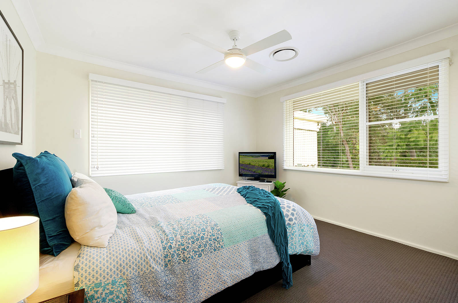 Baulkham Hills Rd Bedroom