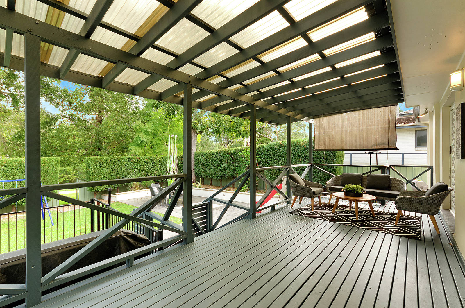 Baulkham Hills Rd Outdoor Living